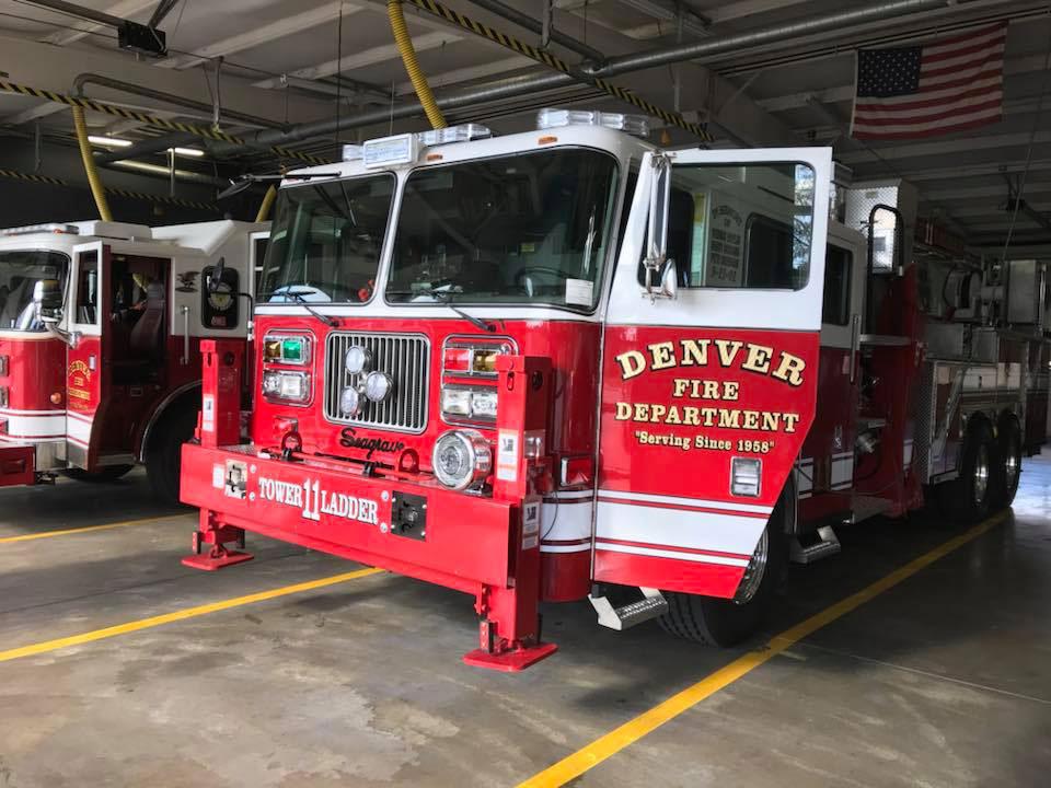 Fire Truck Window Tinting - LLumar Air 80