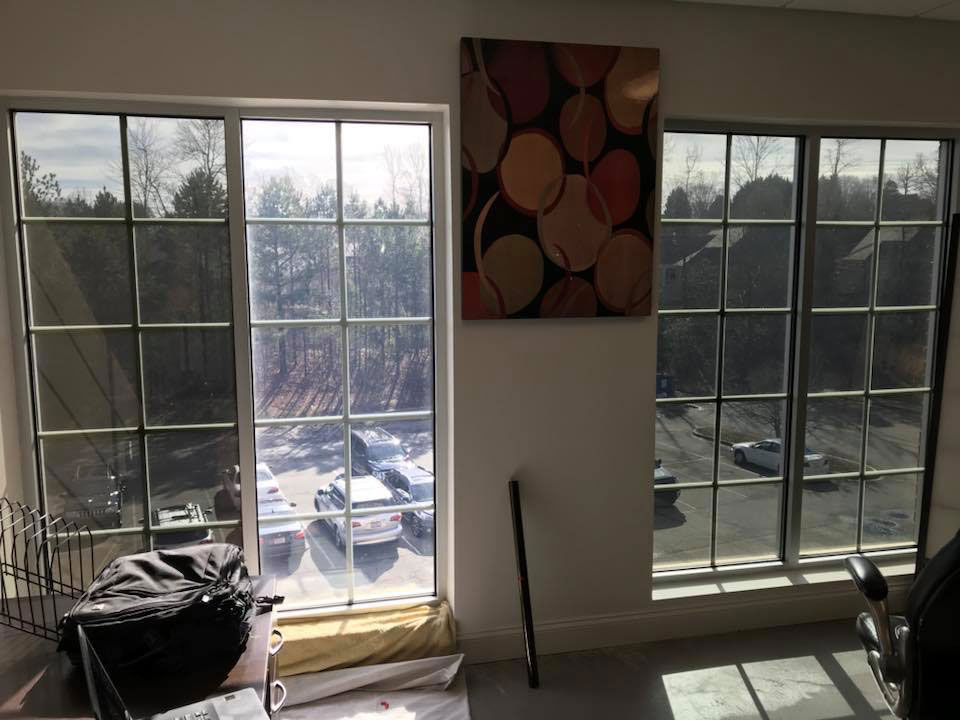 Commercial Window Tinting North Carolina