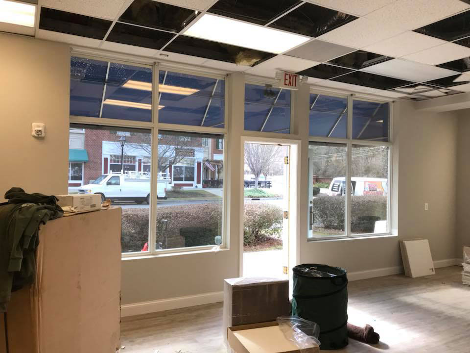 Commercial Window Tinting  Lake Norman, NC - Fusion 20