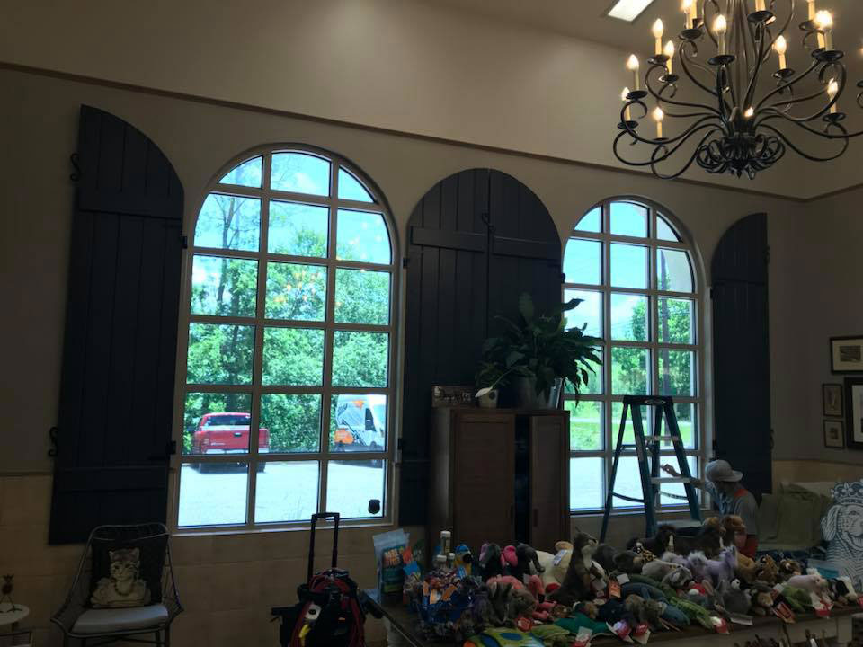 Commercial Window Tinting - North Carolina - Fusion 28