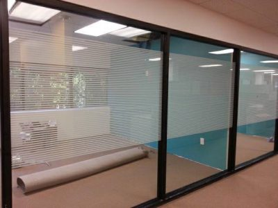 Commercial Decorative Film - Charlotte North Carolina