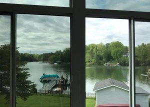Residential Window Tinting Fusion 20 Lake Norman, NC