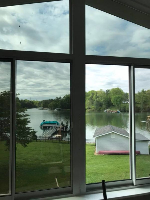 Residential Window Tinting Fusion 20 Lake Norman, NC