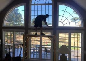 Residential Window Tinting Dual Reflective 35