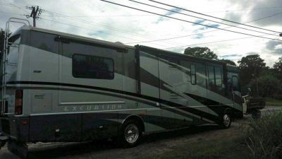 Motorhome Window Tinting