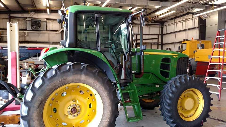 Tractor Tinting CTX50