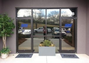 Commercial Window Tinting