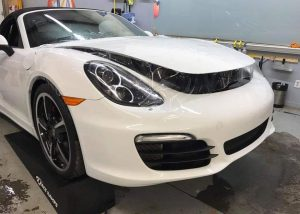 Porsche Paint Protection Film