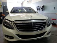 Mercedes Paint Protection Film