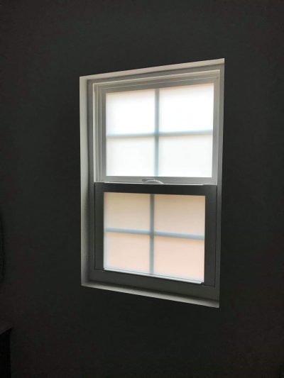 Residential Decorative Frost Film