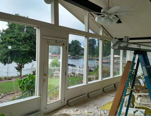 Residential Window Tinting – Fusion 40