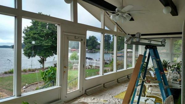 Residential Window Tinting - Fusion 40